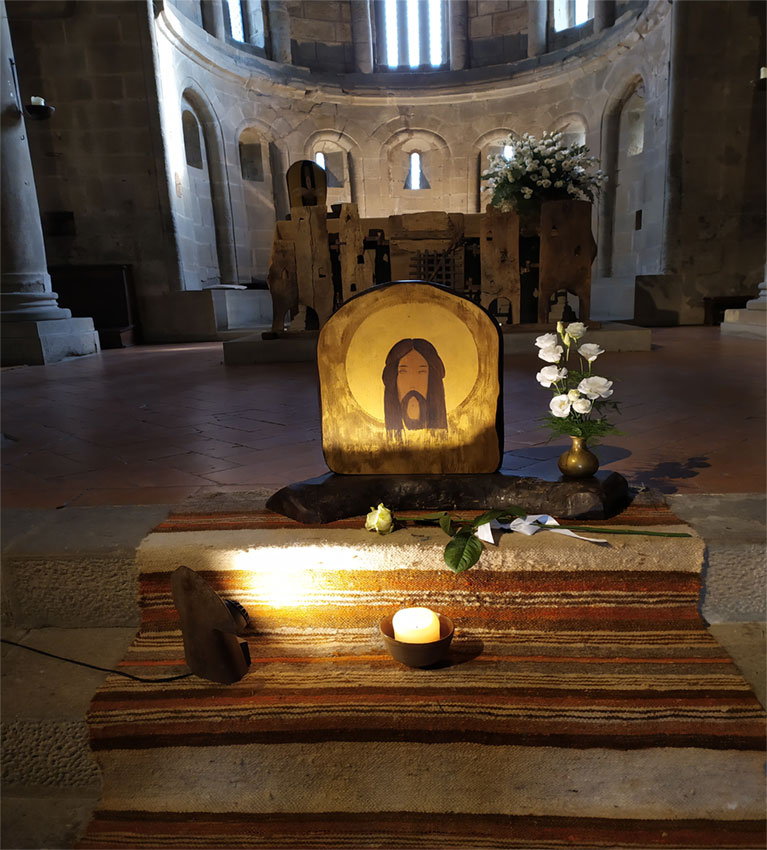 Volto di Cristo a Romena
